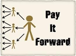 Pay it Forward- Community Service